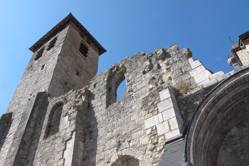 Abbaye de Marcilhac dans le Lot