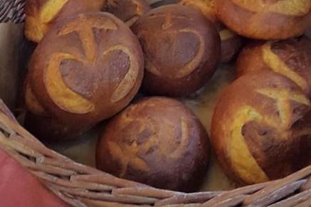 Petit pain de la miséricorde