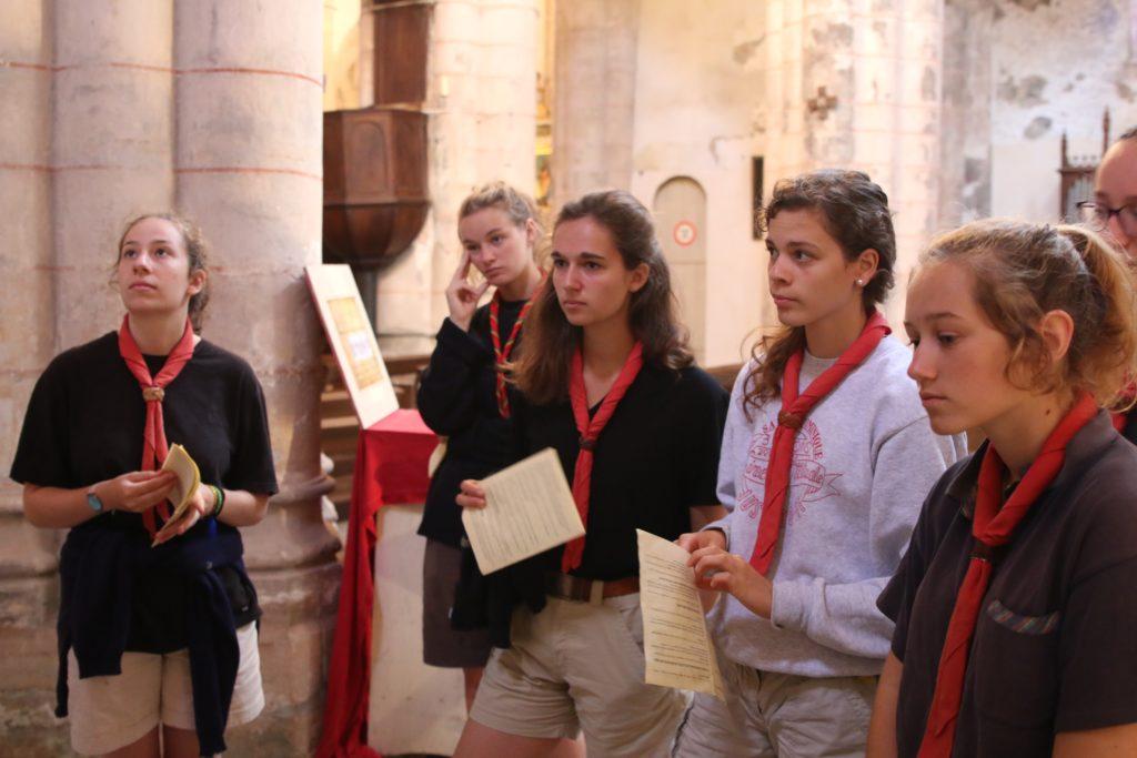 Devenir scout dans le Lot Occitanie